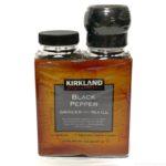 コストコの『カークランド ブラックペッパー(ミル付き)178g×2』の香りが良い!
