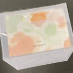 オルビスの『ORBIS×My Little Boxポーチ付きクリアバッグ』をもらいました!
