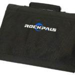 Rockpalsの『ソーラーパネル 50W』が大型バッテリーとUSB充電ができて便利!