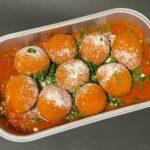 コストコの『アランチーニ』が米のコロッケにトマトとチーズで超おいしい!