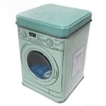 3COINSの『洗濯ピンチ入りブリキ缶』が洗濯バサミ付きで可愛い!