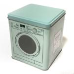 3COINSの『洗剤詰め替えブリキ缶』がオシャレで可愛い!