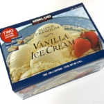 コストコの『カークランドシグネチャー バニラアイスクリーム ツインパック』が超おいしい!