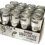 コストコの『KIRKLAND COLD BREW COFFEE』が缶コーヒーで美味しい!