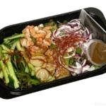 コストコの『シュリンプ&ホタテチョレギサラダ』が魚介と野菜で超おいしい!