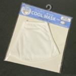 3COINSの『冷感ひんやり布マスク COOL MUSK』がサラッとつけ心地が良い!