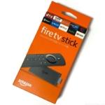 Amazonの『Fire TV Stick – Alexa対応音声認識リモコン付属』を買ってみました!
