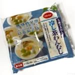 コープの『5種の具材入り冷し茶わんむし』が冷たいダシの味が美味しい!