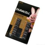 コストコの『DURACELL単4アルカリ乾電池24本パック』が超たっぷり!