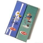コストコの『バリラ スパゲッティ ギフト缶』が可愛いパスタ入れの缶付き!