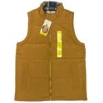 コストコの『Weatherproof Vintage メンズ ベスト』がシンプルな袖なしジャケット!