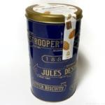 コストコの『Jules Destrooperベルギーバタービスケット』が可愛い缶に入って超おいしい!