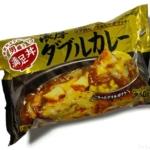 明治の『満足丼 濃厚ダブルカレー』がピリ辛ガッツリなボリュームで美味しい!