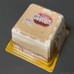 オランジェの『6層のたっぷりモンブランケーキ』が大きな四角のケーキで美味しい!