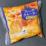 ヤマザキの『フレンチクル-ラ-(キャラメルホイップ)』がキャラメルチョコで超おいしい!