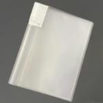 セリアの『ダブルインファイル10P』が見開きでA3の紙を入れやすくて便利!