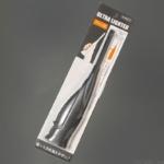100均の『グリップ式ライター』が握って着火で付けやすい!