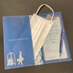 オーサムストアの『マスクケース ホテル』がオシャレで大人のデザイン!
