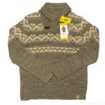 コストコの『Weatherproof Vintage メンズ トグルセーター』が可愛いデザイン!
