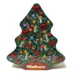 カルディの『ウォーカー クリスマスツリー缶』が可愛い缶にショートブレッドで美味しい!