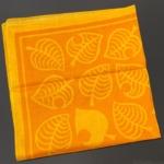 あつ森グッズ『あつまれどうぶつの森 たぬきかいはつバンダナ』がオレンジのバンダナで可愛い!