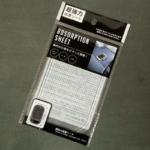 100円の『超強力吸着シート』が透明で車の小物置き以外にも使えて便利!