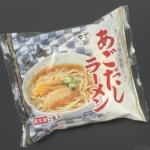 ニッキーフーズの『あごだしラーメン』が魚介ダシと麺で超おいしい!