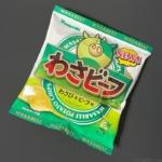 山芳製菓の『小袋 わさビーフ』が小さなサイズで美味しい!