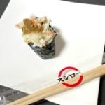スシローの『かに身てんこ盛り軍艦』が蟹の身とカニ味噌がたっぷり乗って超おいしい!