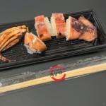 スシローの『丸ごとイカ寿司』がモチモチなイカ飯で超おいしい!