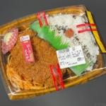 オークワの『ロースとんかつ弁当』が肉厚の大きなカツで美味しい!