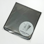 100円の『折りたたみミラー ビッグサイズ』が大きなサイズで薄くて便利!