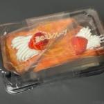 ヤマザキの『苺のミルクレープ』がイチゴクリームが層になって超おいしい!