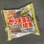 ヤマザキの『令和のガリチョコ坊主』がサクサクなパフ入りチョコメロンパンで超おいしい!