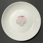 ヤマザキの『春のパンまつり2021 白いスマイルディッシュ』でお皿をもらいました!