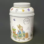 コストコの『ピーターラビットNEW ENGLISH TEASトラディショナルイングリッシュティー』が缶に入って可愛い!