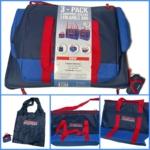 コストコの『クーラーバッグ3パック』がミニサイズのポケットバッグ付き!