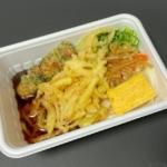 丸亀製麺の『丸亀うどん弁当 390円(2種の天ぷらと定番うどんのおかず)』が超おいしい!