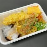 丸亀製麺の『丸亀うどん弁当 490円(3種の天ぷらと定番うどんのおかず)』が海老天入りで超おいしい!