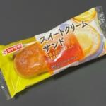 ヤマザキの『スイートクリームサンド』がミルククリームのなめらかな甘さで超おいしい!