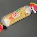 ヤマザキの『ごろっと白桃ケーキ』がまるごとシリーズの桃バージョンで超おいしい!