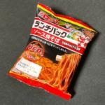 ヤマザキの『ランチパック ソース焼そば(日清焼そばU.F.O.監修)』がカップ焼きそばの味で超おいしい!