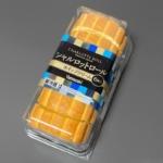 ヤマザキの『シャルロットロール ホイップクリーム(6枚入)』がフワッと生地に濃厚クリームで超おいしい!