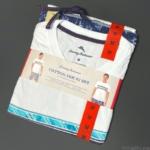 コストコの『Tommy Bahama メンズ ルームウェアセット』が上下セットで夏の部屋着に便利!