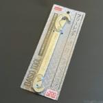 ダイソーの『フリーレンチ約9〜22mm』が対応サイズが広くて便利!