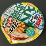 日清食品の『日清の冷しどん兵衛 ぶっかけきつねうどん』がツルツル麺で超おいしい!