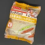 ヤマザキの『ランチパック 呉海軍亭肉じゃがカレー』がジャガイモが入って超おいしい!