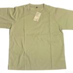無印良品の『インド綿洗いざらし布帛Tシャツ(ライトグリーン)』がパリッと着心地がいい!