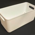 100均の『ソフトライナケース スリムL型 ホワイト』が柔らかケースで便利!