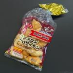 ヤマザキの『ミニメロン クロワッサン』がサクッと生地で超おいしい!